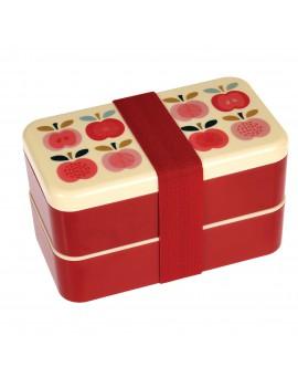 Bento box retro appels