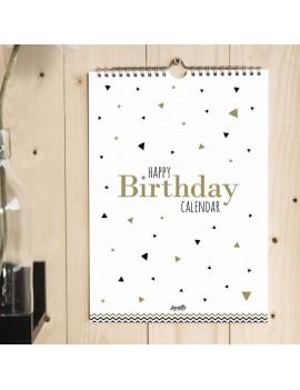 Design verjaardagskalender - Lacarta