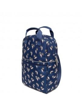 Kleuterboekentas blauw toekan - Petit Monkey