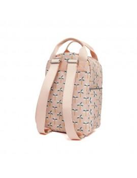 Kleuterboekentas roze palmbomen - Petit Monkey