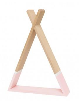Tipi legplank roze - Petit Monkey