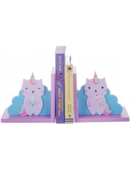 Eenhoorn boekensteun meisjes - Sass & Belle