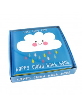 Baby badboekje happy cloud