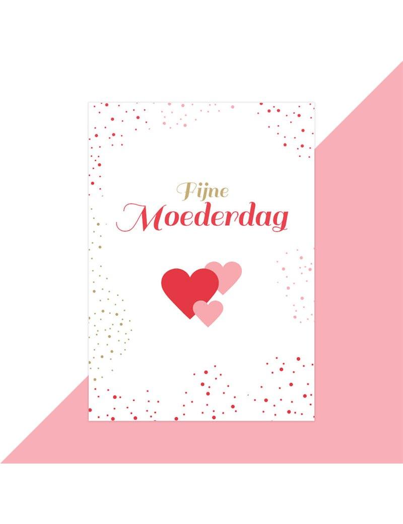 Fijne moederdag kaart