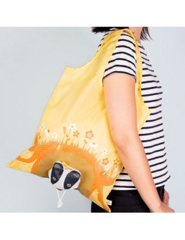 opvouwbare shopping bag 'Badger'