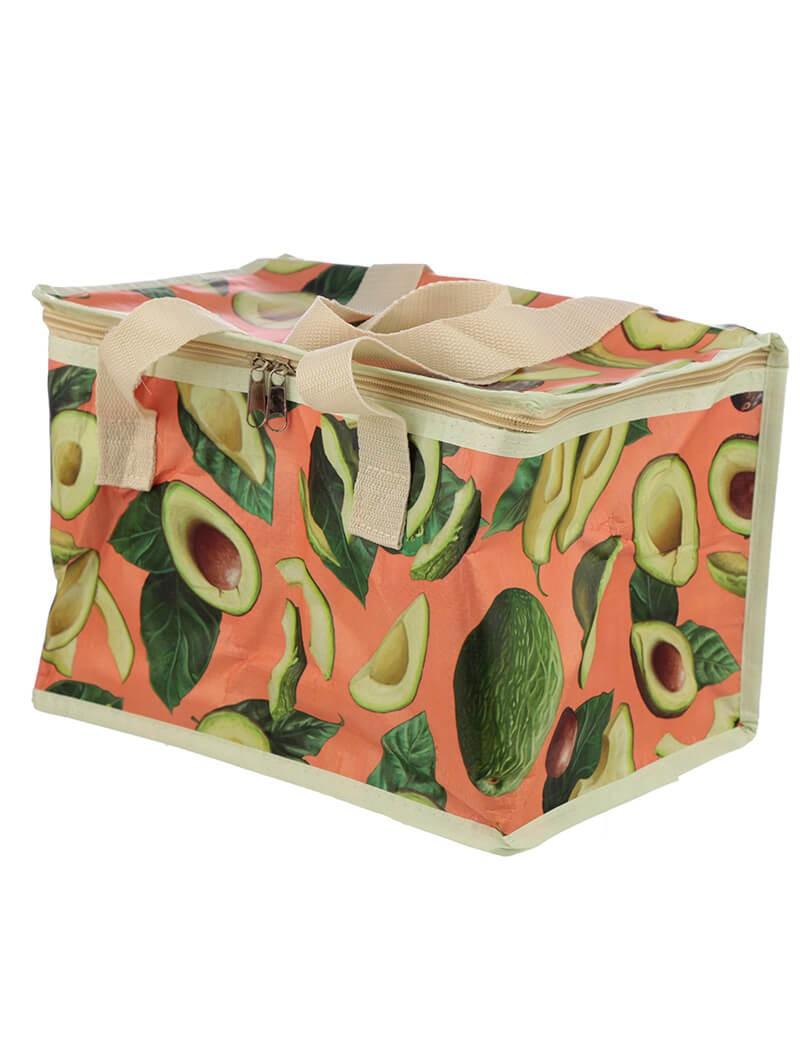 Frishoudende lunchtas avocado koeltas