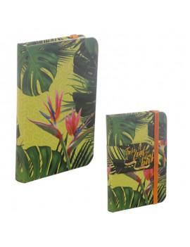 Notitieboekje tropical
