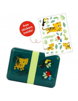 Tijger brooddoos lunchbox - A Little Lovely Company