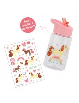 Drinkfles paard - A Little Lovely Company