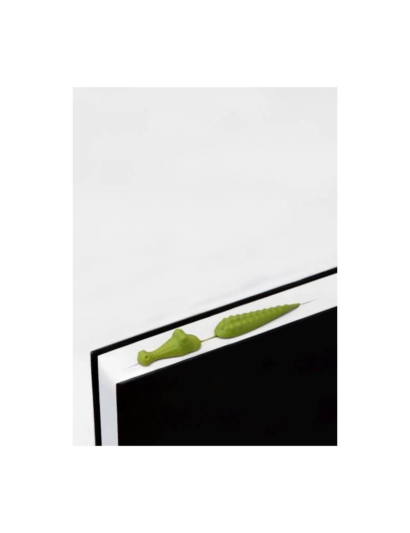 Krokodil bladwijzer crocomark - Peleg Design