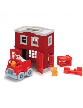 Brandweer kazerne - Green Toys