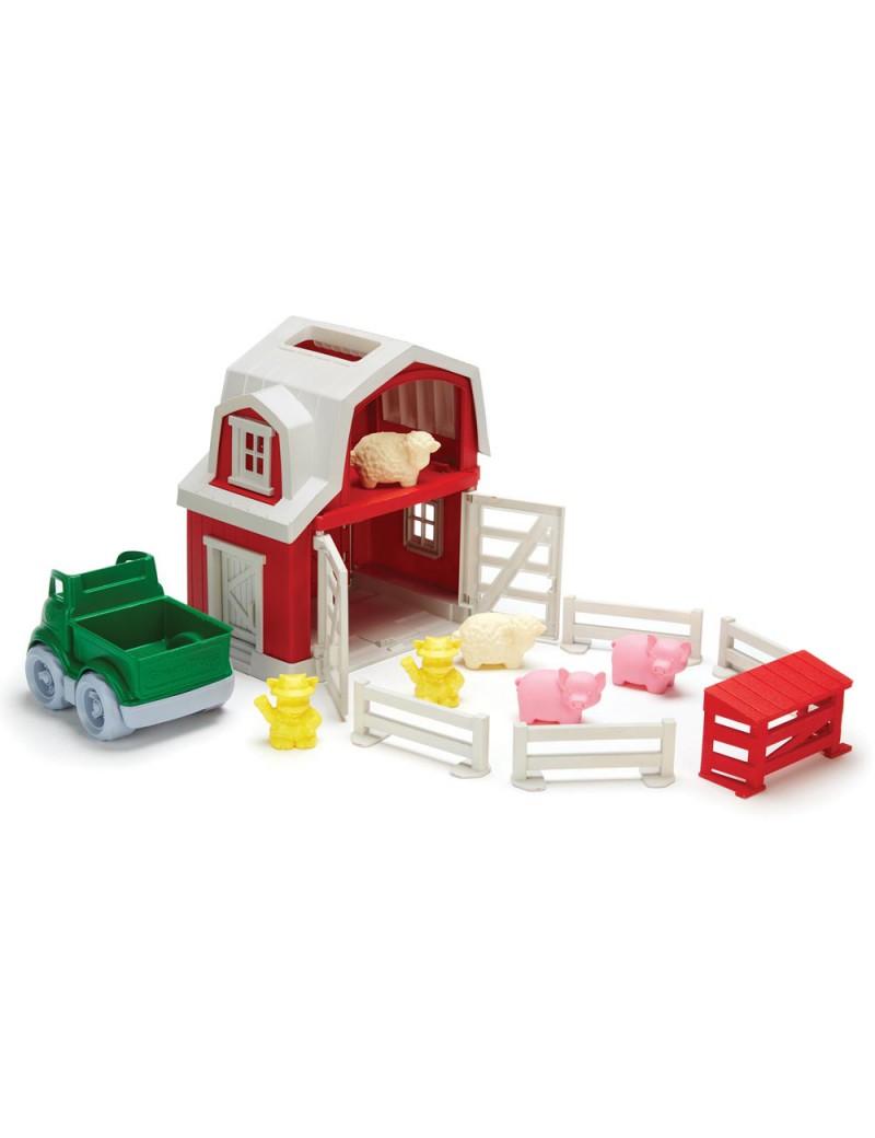 Boerderij speelset - Green Toys