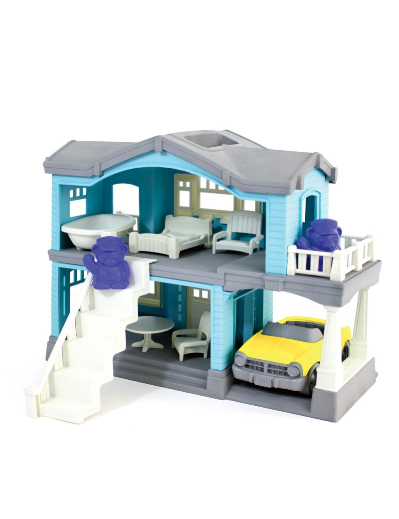 Speelgoed huis villa speelset - Green Toys