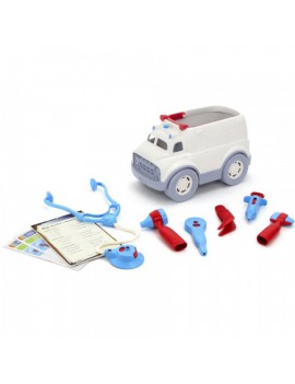 Ambulance dokter speelset - Green Toys