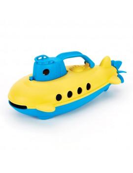 Speelgoed duikboot geel - Green Toys