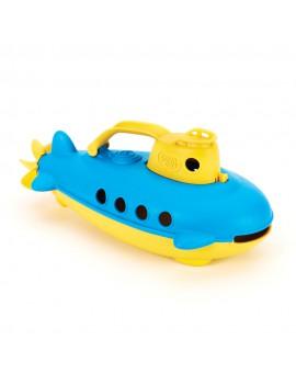 Speelgoed duikboot blauw - Green Toys