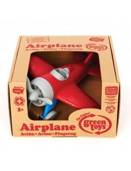 Speelgoed vliegtuig rood - Green Toys
