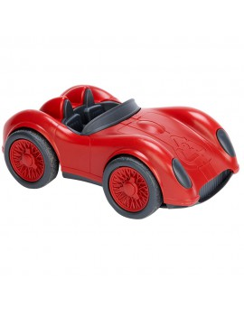 Speelgoed race auto rood - Green Toys