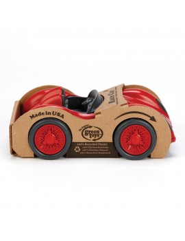 Speelgoed race auto rood - Green Toys
