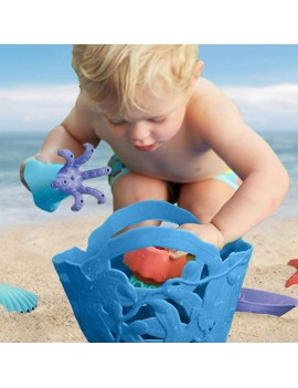 Bad speelset met mandje - Green Toys