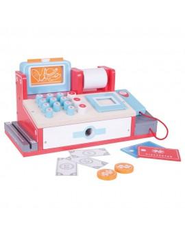 Speelgoed kassa hout - BigJigs
