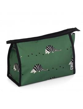 Grote toilettas armadillo groen - Onnolulu