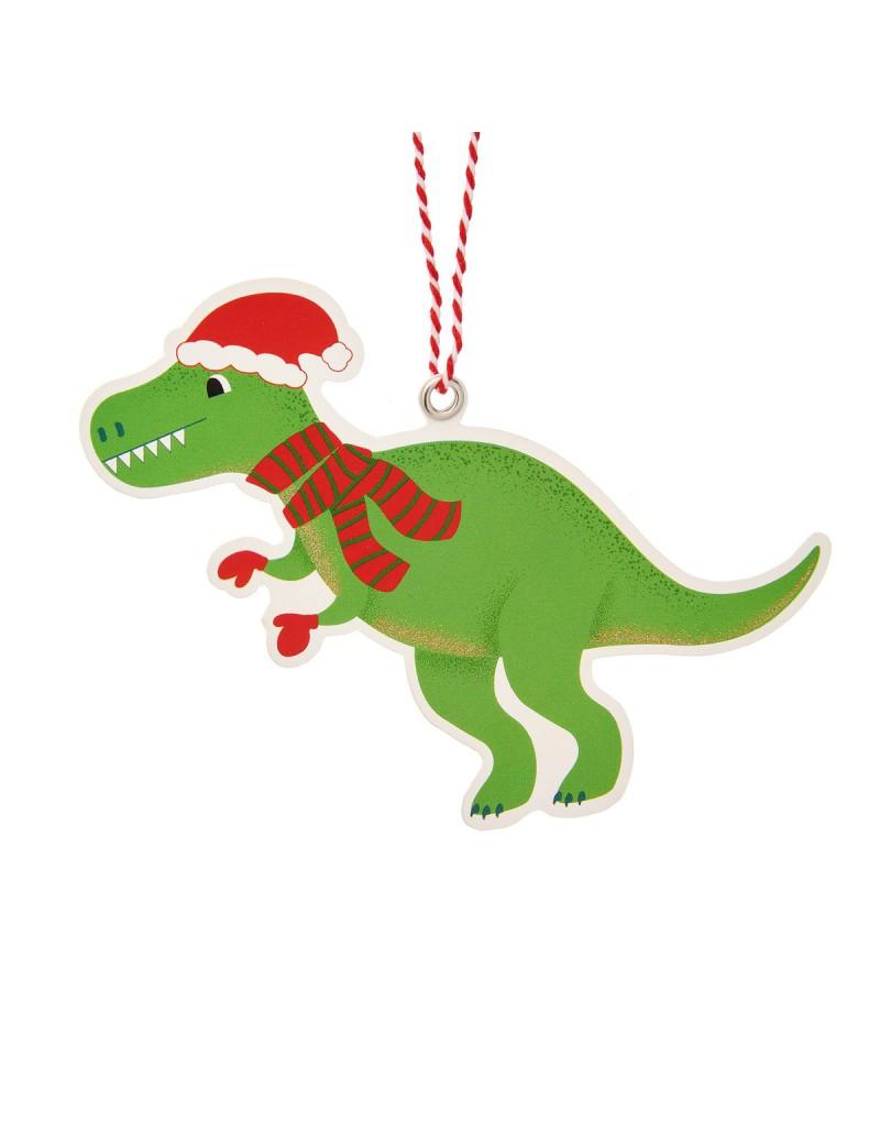 Cadeaulabel dino dinosaurus - Sass & Belle