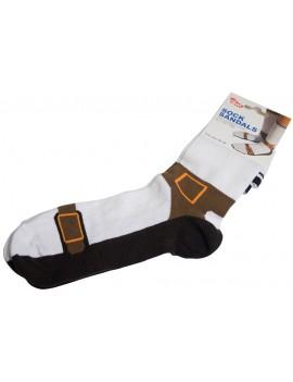 Sokken in sandalen - Tobar