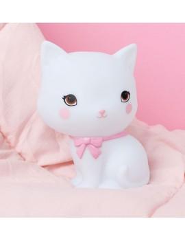 Nachtlampje kat kitty - A Little Lovely Company