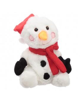 Kersenpitkussen sneeuwpop kerst
