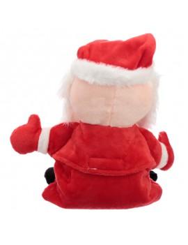 Kersenpitkussen kerstman kerst