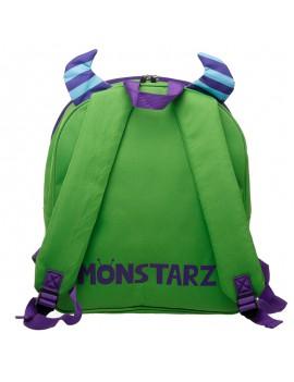 Kleuter rugzak groen monster