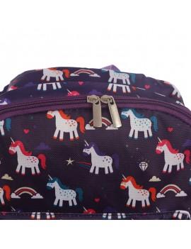 Kleuter rugzak regenboog eenhoorn unicorn