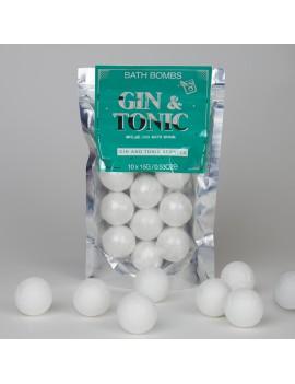 Gin tonic bruisballen gintonic 10 stuks