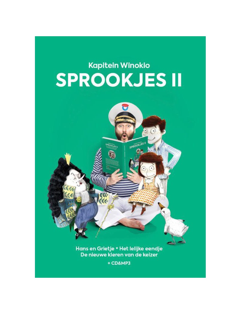 Sprookjes 2 - Kapitein Winokio