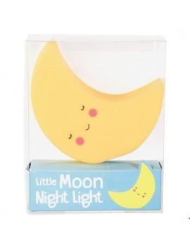 Nachtlampje halve maan