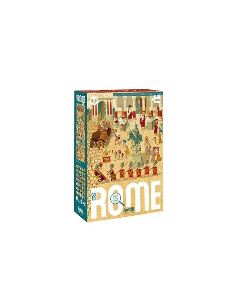 Kinderpuzzel Rome 5+ jaar - Londji