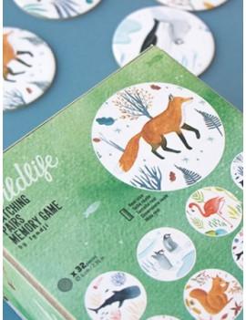 Wildlife memo memory 3+ - Londji