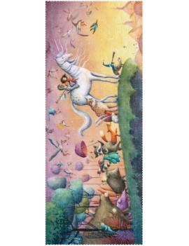 Kinderpuzzel unicorn eenhoorn glitter puzzel 6+ jaar - Londji