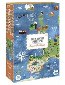 Puzzel Europa 6+ jaar - Londji