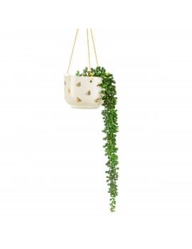 Hangende bloempot bij - Sass & Belle