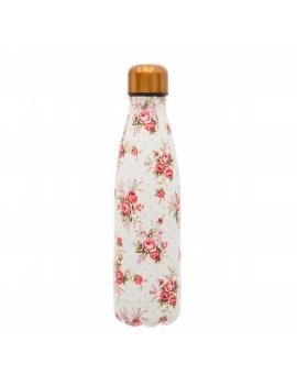 Aluminium thermos vintage drinkfles - Sass & Belle