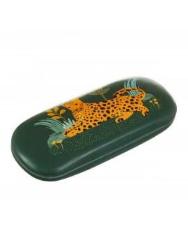 Brillendoos luipaard print - Sass & Belle