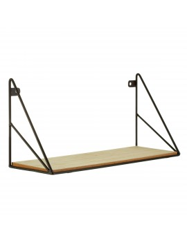 Legplank metaal hout - Sass & Belle