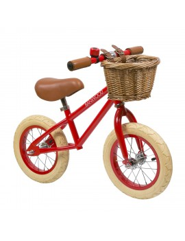 Loopfiets first go rood - Banwood