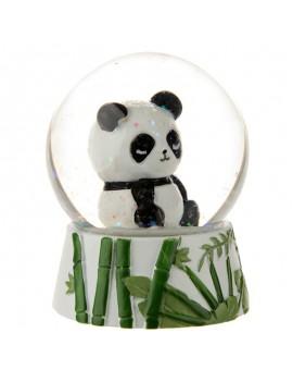 Kleine panda sneeuwbol - Puckator
