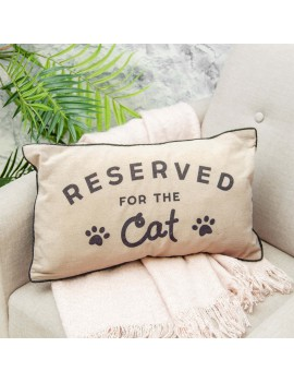 Reserved for the cat kussen - Sass & Belle