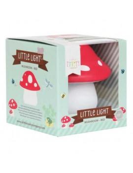 Paddenstoel nachtlamp - A Little Lovely Company