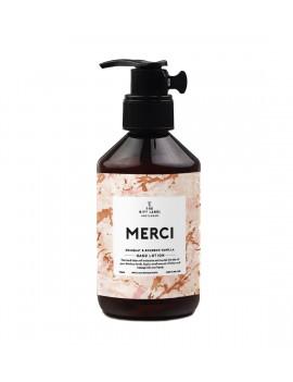 Handcreme merci vanille - The Gift Label
