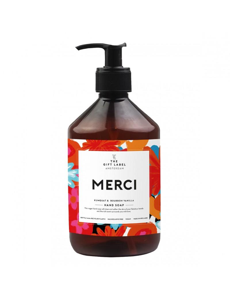 Handzeep merci vanille - The Gift Label